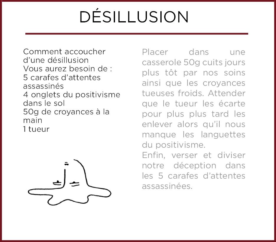 Emothiomorphisme-Desilusion
