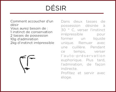 Emothiomorphisme-Deseo