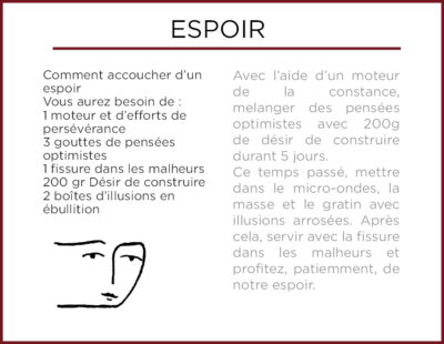 Emothiomorphisme-Esperanza