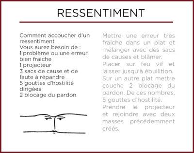 Emothiomorphisme-Resentimiento