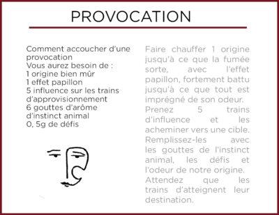 Emothiomorphisme-Provocacion