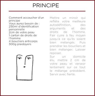 Emothiomorphisme-Principio
